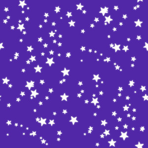 Stars on purple-2