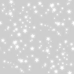 Stars on pale grey-2