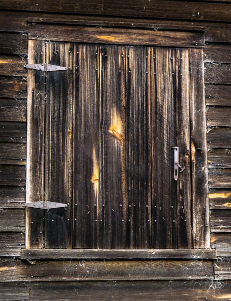 Corn crib door, Lumpkin, GA