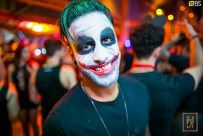 Halloween do Chapeleiro - 28.10.2016