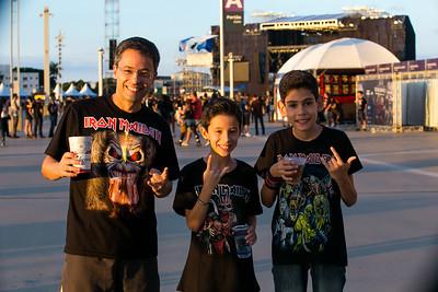 Iron Maiden em BH - 19.03.2016
