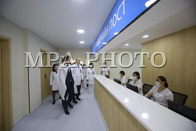 2020 оны аравдугаар сарын 19. УНТЭ :  Б-План ангиографийн оношилгоо, эмчилгээ нэвтрүүлэх болон Мэдрэлийн эмнэлзүйн төвийн нээлт боллоо. ГЭРЭЛ ЗУРГИЙГ Г.ӨНӨБОЛД/MPA