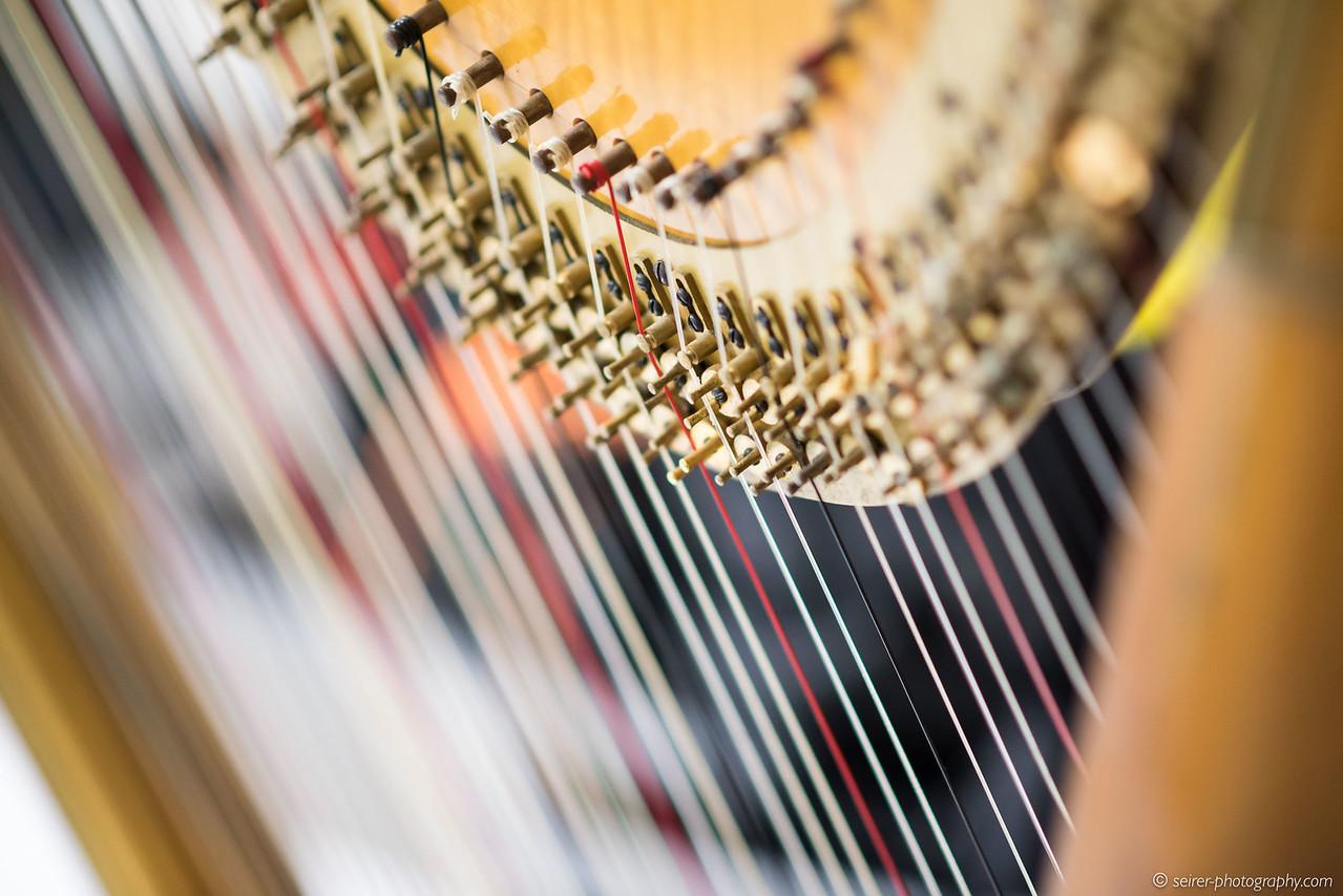 Tolle Harfe von Coline-Marie Orliac