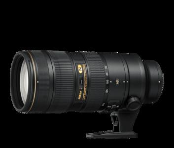 Nikon 70-200VRII f2.8