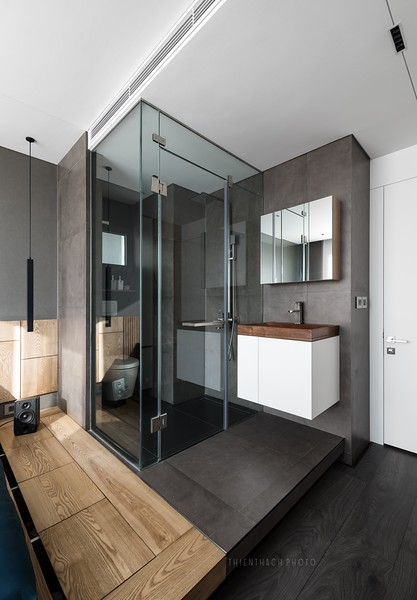 Packed in Boxes Apartment / Architect Nguyen Thai Thach