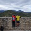 Algodonales to Grazalema; Zahara de la Sierra - castle on top of the hill