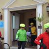 Moron de la Frontera to Fuente de Piedra; leaving the hotel in Moron