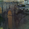 Ronda bridge joing old and new city