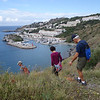 After the ride; Hike from La Herradura to Almuneca.