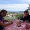 Frigiliana; lunch