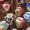 Frigiliana; pottery store