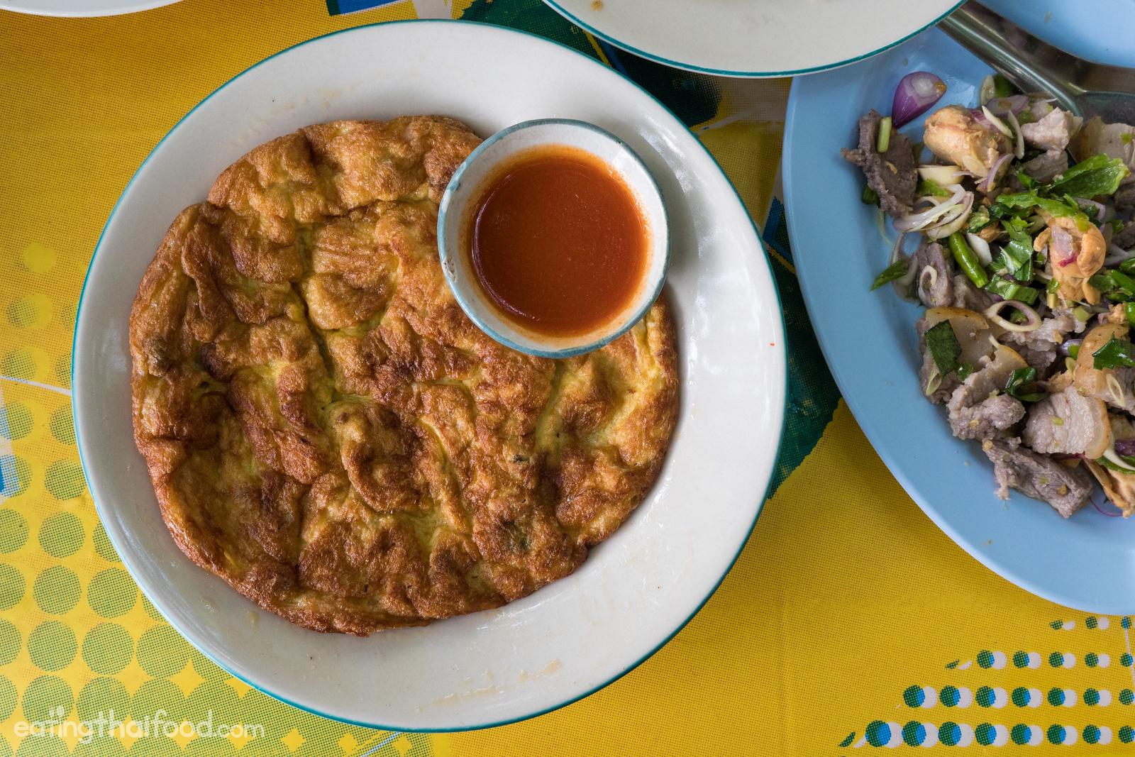 ไข่เจียวอร่อยที่สุดในโลก