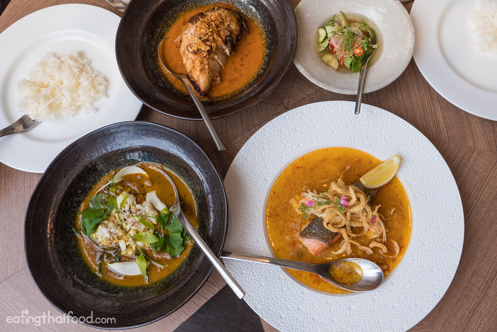 Paste Bangkok at Gaysorn restaurant review