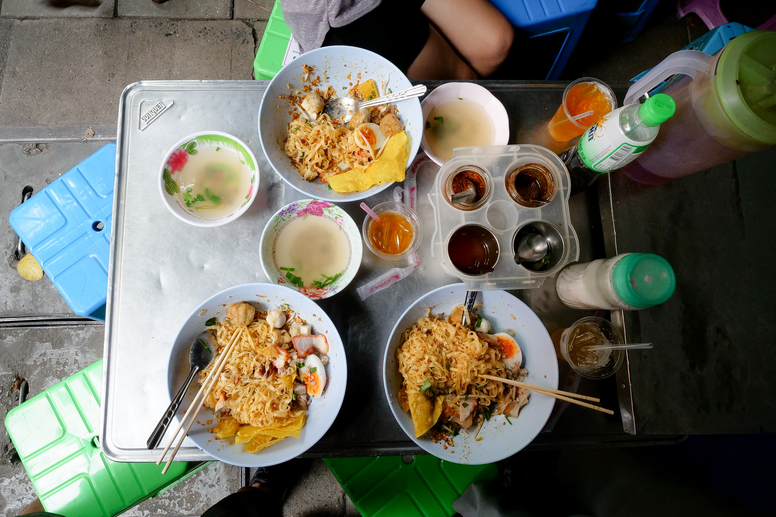 Silom street food