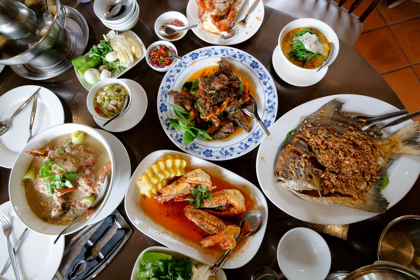 泰国鲁安潘雅餐厅