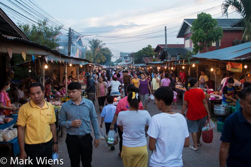 Kam Hai Market (ตลาดคำไฮ) in Khon Kaen