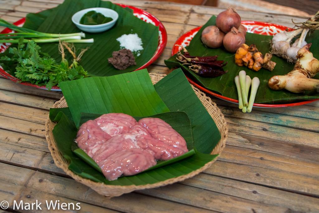 ingredients in northern Thailand