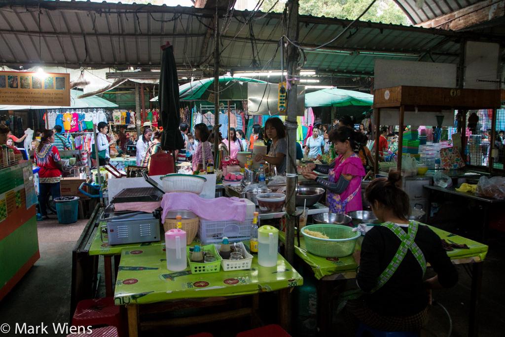 Khlong San Market ตลาดคลองสาน