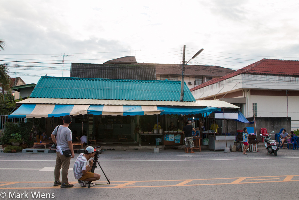Thai food tv show
