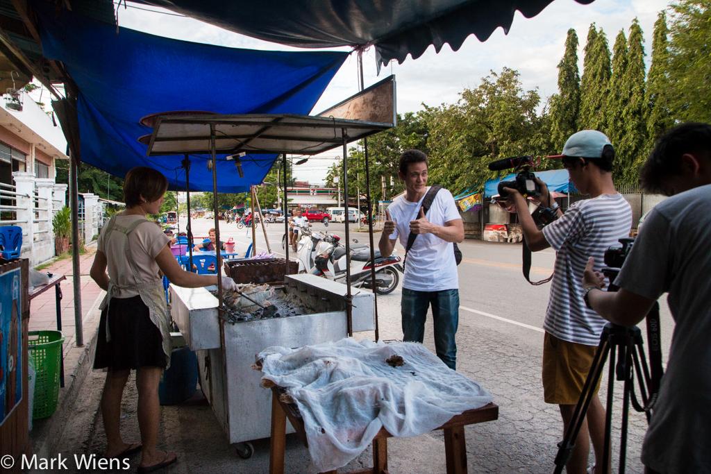 restaurants in Ayutthaya