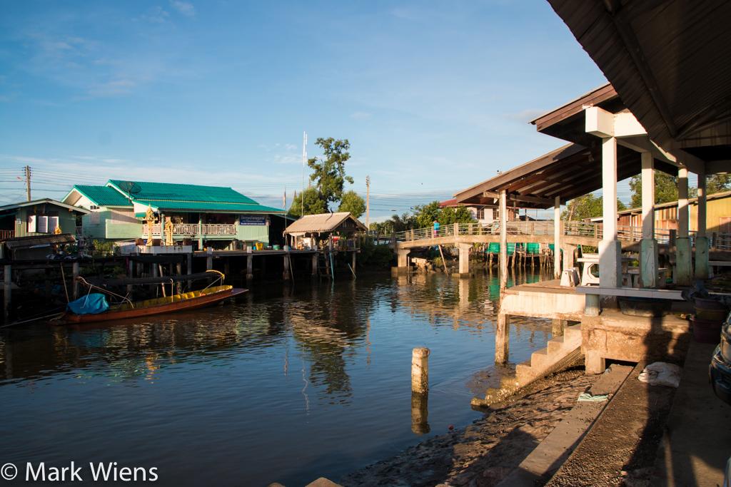 Bangkok to Samut Songkhram