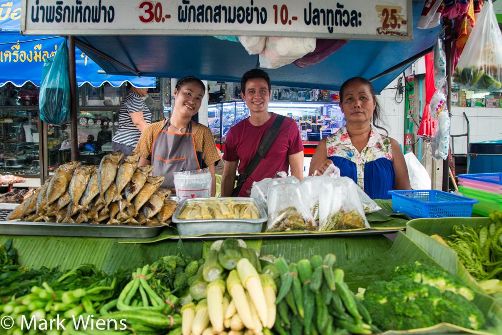 Thai nam prik