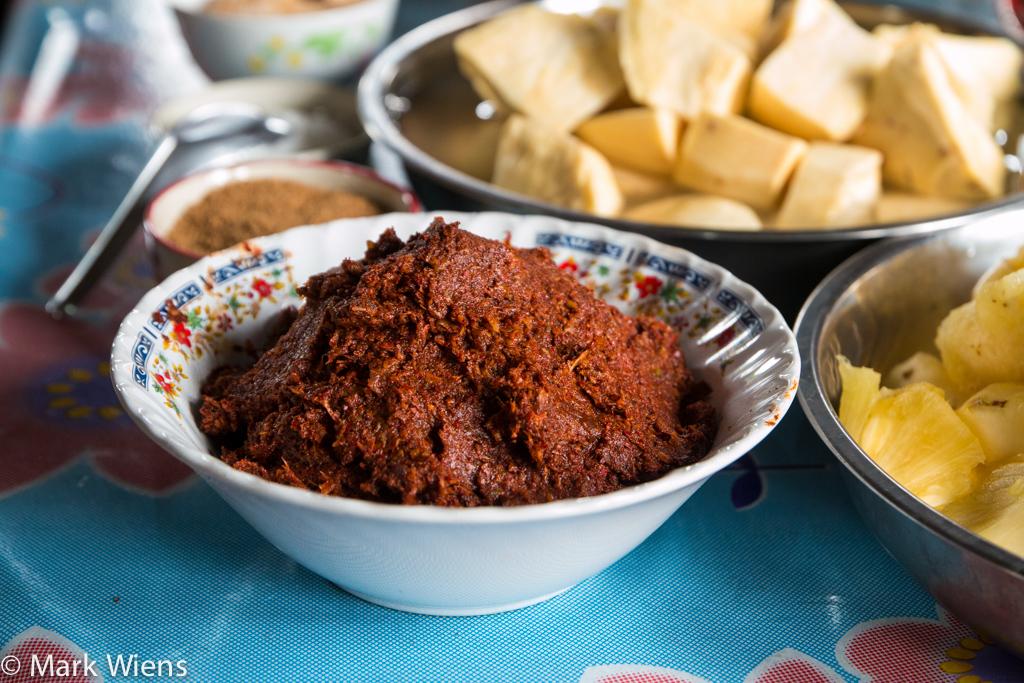 Massaman Curry Paste (เครื่องแกงมัสมั่น)