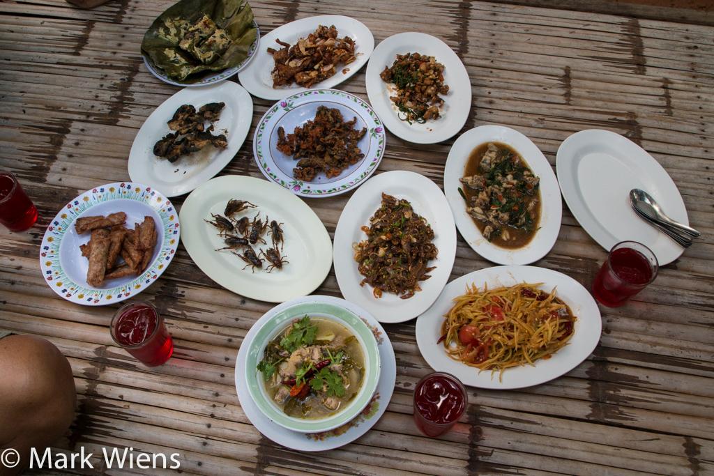 Khon Kaen food