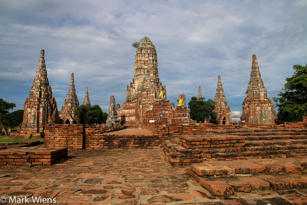 Wat Chaiwatthanaram Temple (วัดไชยวัฒนาราม)