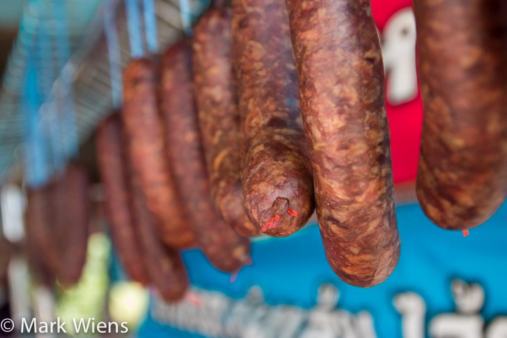 best Thai sausage