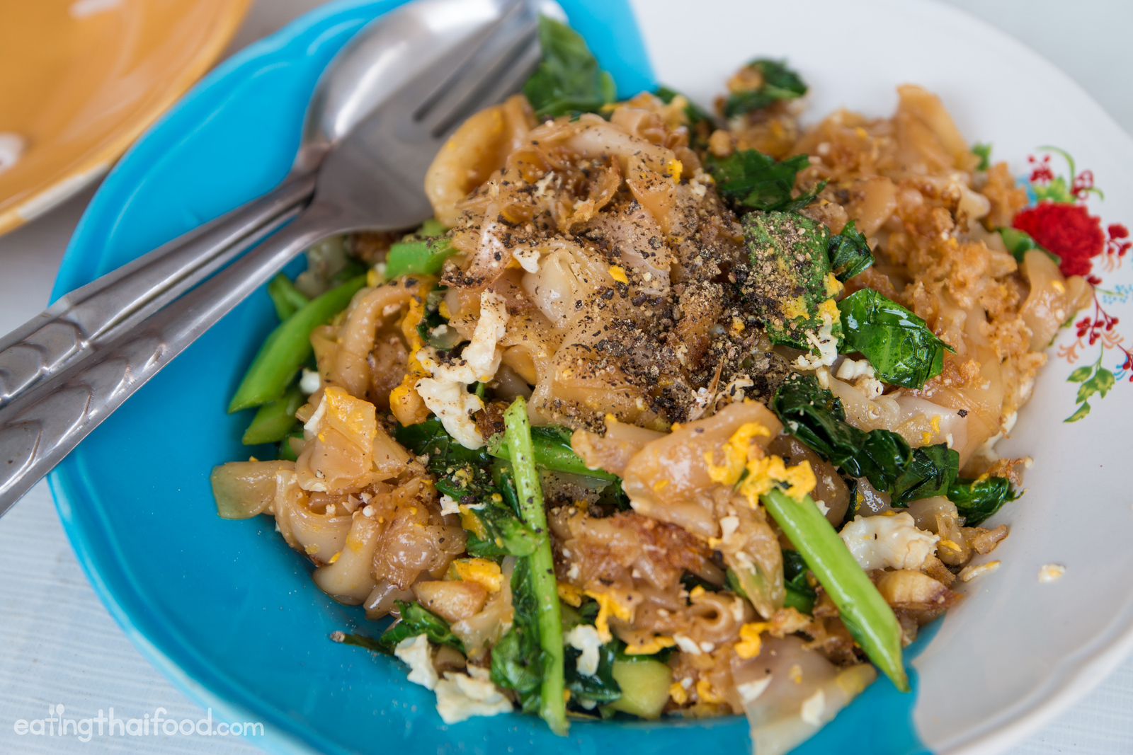 Authentic thai pad see ew recipe street food style thai pad see ew recipe forumfinder Image collections