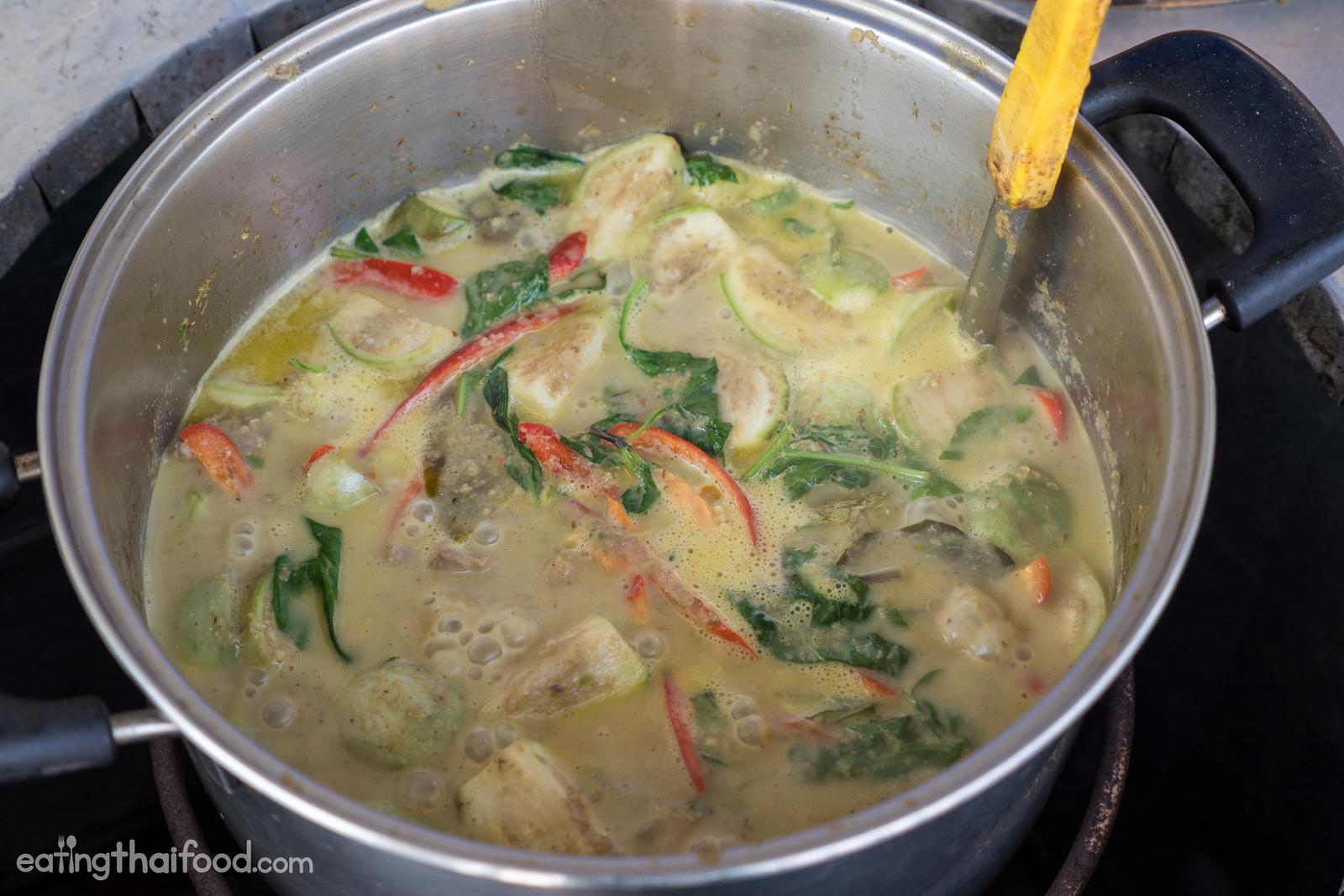 authentic thai recipes
