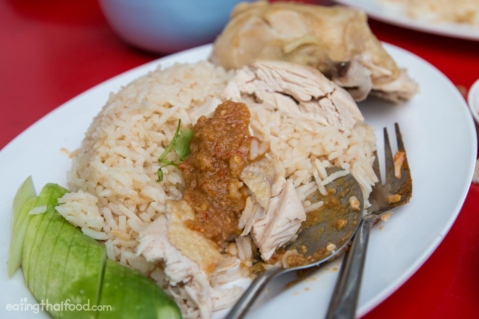 Khao Man Gai Recipe Thai Street Food Style Bumbu Nasi Hainan Veggie Way Hainam Vegan Dishes Best