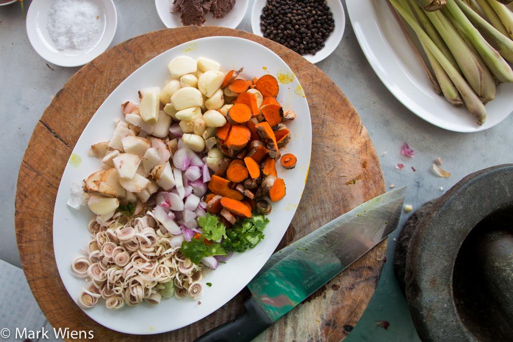 Thai curry paste recipes