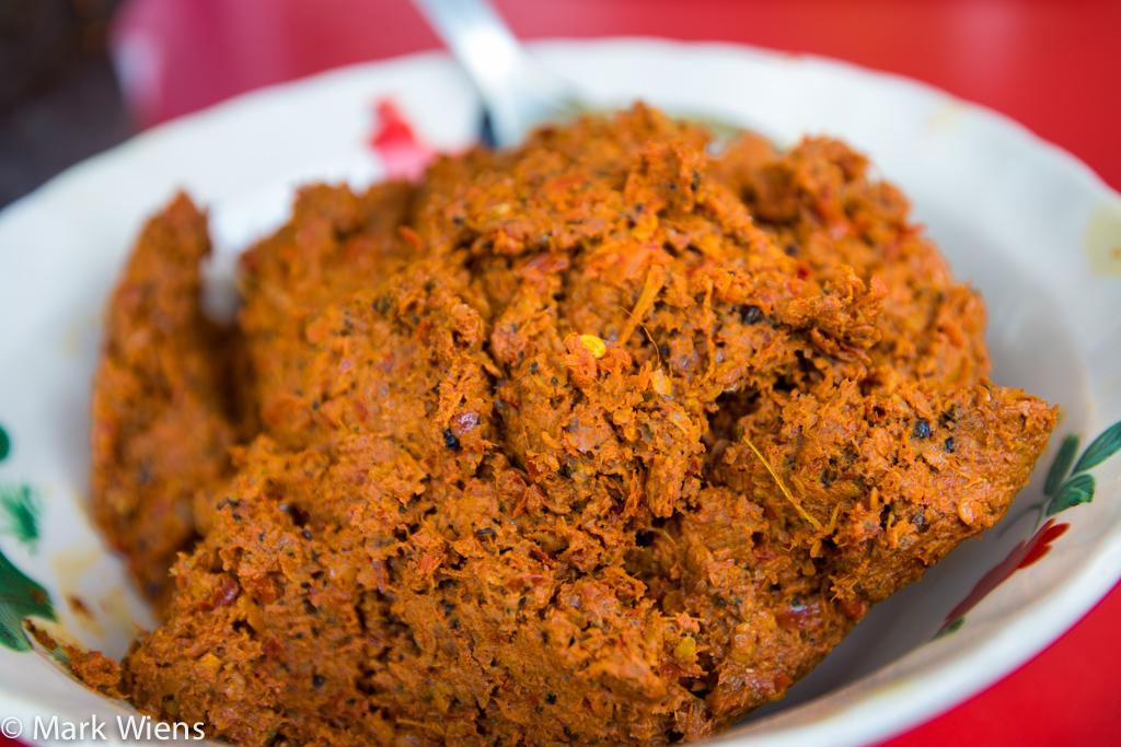 Thai curry paste recipe