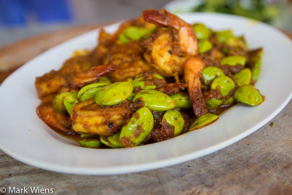 Thai stink beans with shrimp recipe stink beans and shrimp recipe forumfinder Images