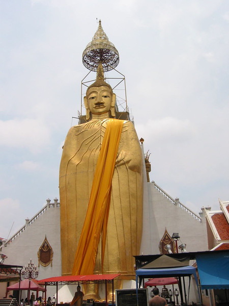 Tall!!! Buddha
