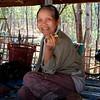 Lamphun  road vendor
