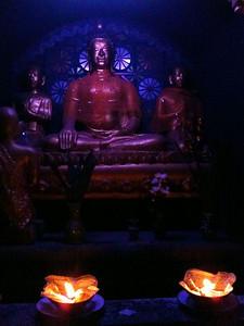 Pai purple Buddha