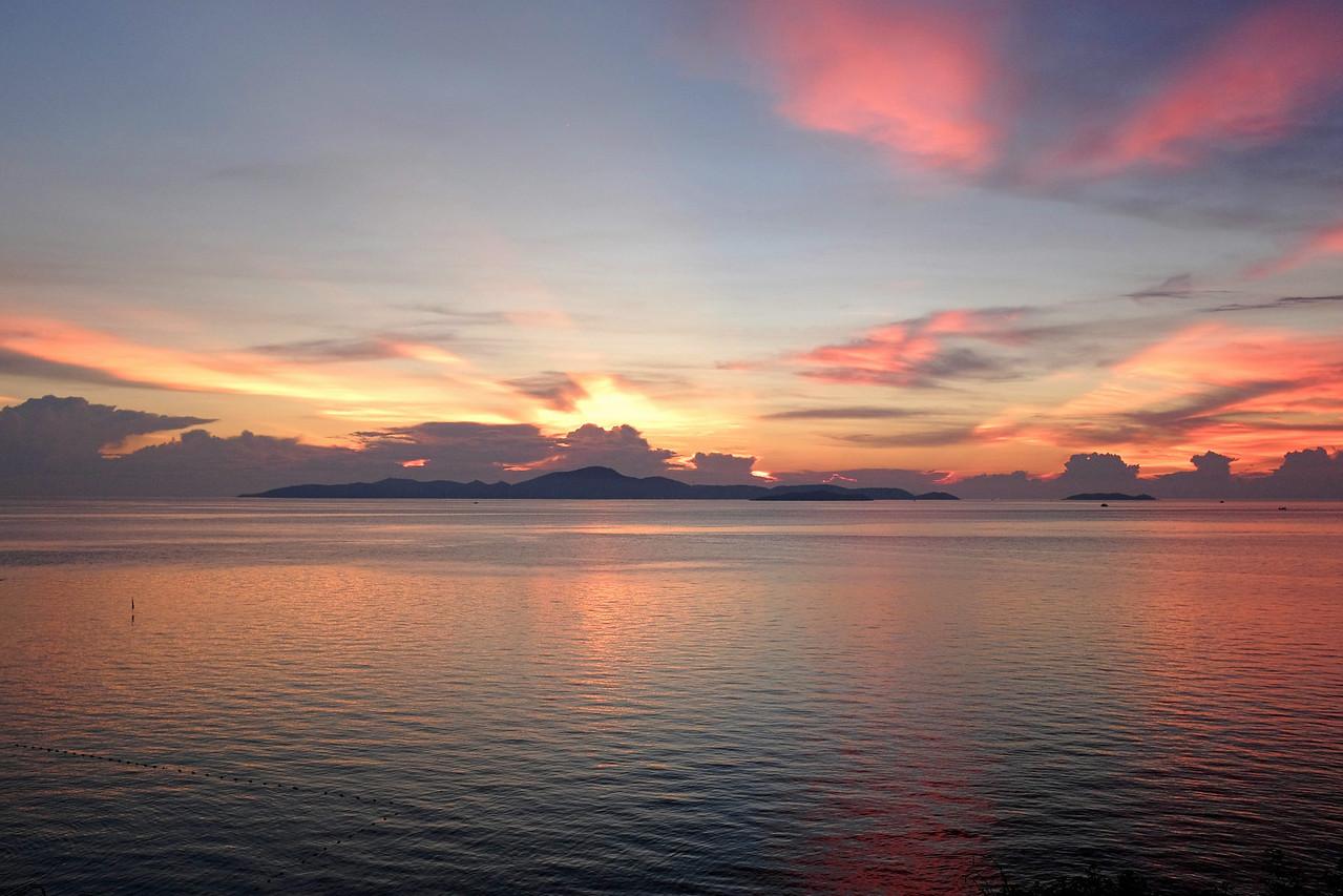 Koh Larn sunset