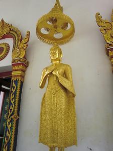 Buddha, umbrella