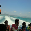 Speedboat to Phi Phi Island