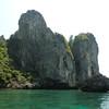 Phi Phi lagoon