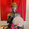 Monk statue 2
