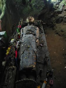 Reclining Buddha, Chiang Dao Cave