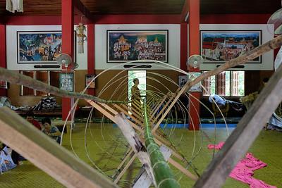 Hot district, Thailand: 2014