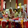 Making flags Ban Pong