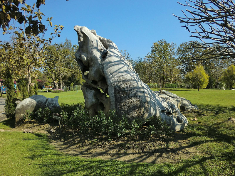 Ancient Rocks 3: The Shark