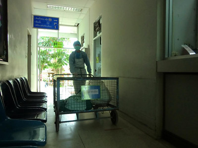 Hospital delivery