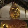 Large Ancient Buddha Detail
